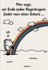 Bildergebnis für sheepworld guten morgen schatz Just Be You, Like You, German Quotes, Sweet Notes, Funny Quotes, Rainbow, Messages, Love, Words