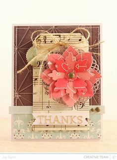 Inspired by Julie Campbell by joy131275 - Cards and Paper Crafts at Splitcoaststampers