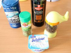 Ingrédients pour 15 cl de sauce environ : 100 g de fromage blanc 20% (1,5 pts) 1 cc de vinaigre, balsamique pour moi (0 pt) ...