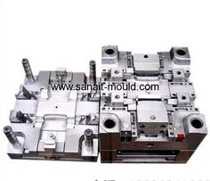 High precision hot or cold runner plastic injection molds m15060304