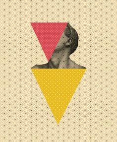 Body and Geometrics Art Print by Nikola Nupra, society6