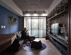 White Interior Design   J House
