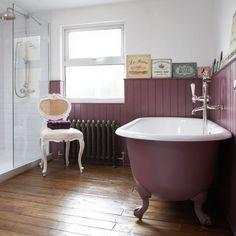 Victorian-style bathroom makeover | Victorian bathroom makeover - step inside | housetohome.co.uk