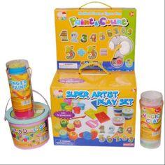 Buy Kidzoo Super Artist Play Set - Paint