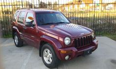2003 Jeep Liberty LIMITED 4x4  $3995  FULLY LOADED  GREAT CONDITION  4 x 4  CALL GEORGE  972 207 0604