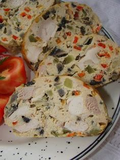 Romanian Food, Cooking Recipes, Healthy Recipes, Appetizers For Party, Healthy Eating, Healthy Food, Chicken Recipes, Bacon, Avocado