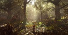Don't forget one of the best looking games ever made releases tomorrow on PC (Ghost of a Tale)