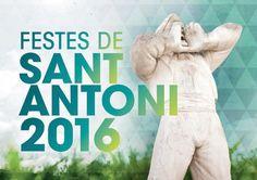 Fiestas de Sant Antoni 2016  Sant Antoni festivity 2016