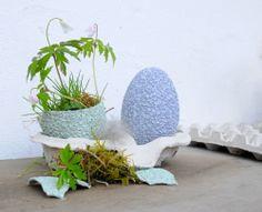 ReNika.cz Easter decoration III – Kondrač 2014 Planter Pots, Presents, Easter, Decoration, Gifts, Decor, Dekoration, Decorations, Embellishments