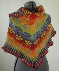 Ravelry: Eliza Shawl pattern by Robyn Gallimore