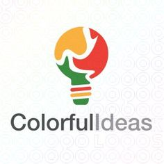 Exclusive Customizable Logo For Sale: Colorful Ideas | StockLogos.com
