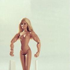 This is my kinda Barbie.