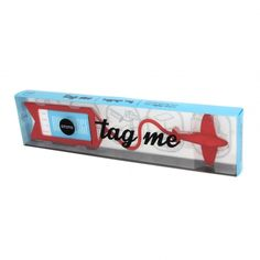 TAG ME: LUGGAGE TAG | dci