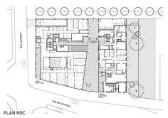 ZAC Boucicaut,Floor Plan