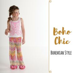 Bohemian styles from Kate Mack for your little princess.