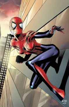 Ok, so I hate Spider-Man but somehow this I don't hate.