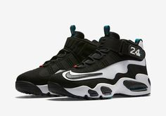 Who Is Picking UP A Pair Of The Nike Air Griffey Max 1 Freshwater?