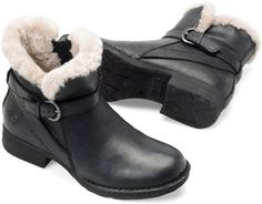 Born Womens KAIA in Black I have these in brown and want the black. Born boots are the best! Great quality, comfort, style and great for Utah winter survival.