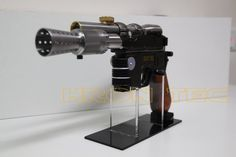 Full Metal w Sound & Laser. Star Wars Han Solo, Home Appliances, Stars, Metal, House Appliances, Appliances, Sterne, Metals, Star