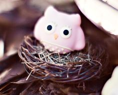 I think I may have found my baby shower theme! Vintage, baby owls....#adorable. Thanks Hostess with the Mostest!