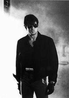 Sylvester Stallone in Cobra Stallone Cobra, Stallone Movies, Sylvester Stallone Kids, Sylvester Stallone Daughters, Laura Palmer, Chroma Key, King Kong, Rambo 3, Models