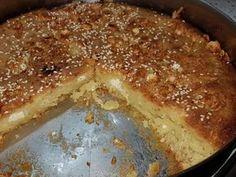 Πεντανόστιμη τυρόπιτα της κούπας! Greek Cooking, Greek Dishes, Greek Recipes, Feta, French Toast, Food And Drink, Pizza, Breakfast, Cake