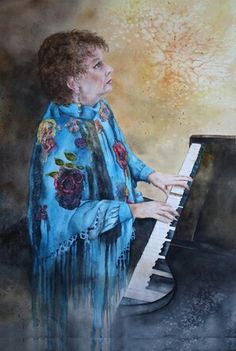 «The Pianist», Patsy Sharpe