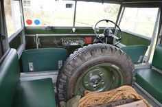 Land Rover Series 1 80-inch For Sale by Auction (1950)