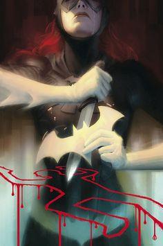 Batgirl No. 22 by AlexGarner.deviantart.com on @deviantART