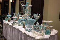Candy bar @ National Charity League Frisco Senior Presentation 2013....