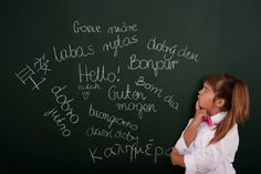 The pros and cons of learning a second language early as a child, vs. learning as an adult.