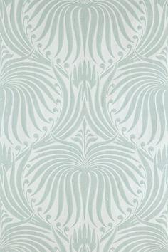 lamb & blonde: Lotus Wallpaper