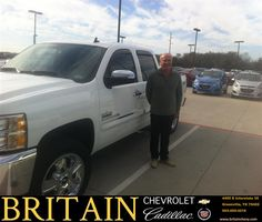 Duane was very helpful in the purchase of my Silverado. It was very enjoyable experience and he made me feel like family instead of a customer. I would definitely recommend Duane and Britain Chevrolet to my friends family and employees and will be back to Britain in two years to buy another truck. -  Michael McDaniel, Thursday, November 20, 2014 http://www.britainchevy.com/?utm_source=Flickr&utm_medium=DMaxx_Photo&utm_campaign=DeliveryMaxx
