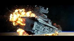 Star Wars : The Force Awakens - Sky Attack - YouTube