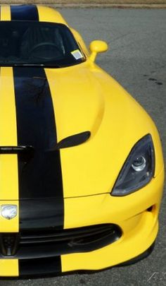 This Dodge Viper GTS really gets us going. Encaptivated? Click on the image and it could be yours today! #Viper #spon
