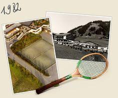 Komfort(haus) & Tennis, #Geschichte - www.jungbrunn.at