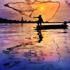 The Fisherman @ Thailand Arthit Somsaku
