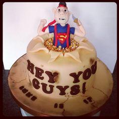 Novelty/Celebration Cakes on Pinterest | Helicopter Cake ...