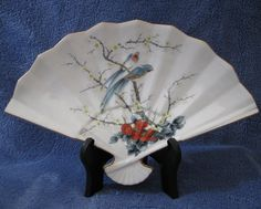 Alyssa's Wish » Decorative Oriental Syle Fan By Jay Of Japan