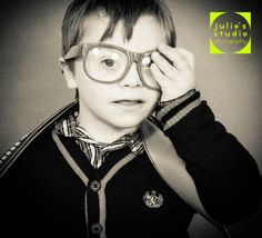 Holden was voted the spokesmodel for a local photography business. hes to much fun. down syndrome is not a curse its a blessing
