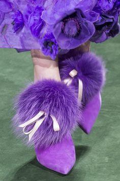 Fendi Fall 2017 Couture Fashion Show Details