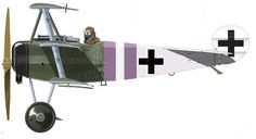 Jasta 35b ~ Fokker Dr.I ~ Lt. Rudolf Stark (11 victories) during the spring of 1918. Some units emphasised their regional identities within the German Army, Jasta 34(b) being a Bavarian outfit, while (s) denoted Saxony, (w) Westphalia, etc.