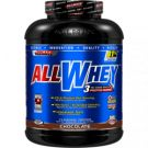 Looking for a protein that tastes good that will help you reach your goals, while being economical? Well, ALLWHEY delivers it all! ALLWHEY combines the latest innovations in Whey Protein and delivers 100% Whey Protein per serving, which is made possible through a new extraction technology, called NitriCore™. ALLWHEY® TRI-STAGE WHEY PROTEIN MATRIX DELIVERS IT ALL!
