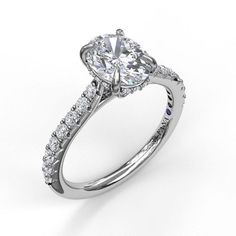 Hidden Halo Ring Engagement Ring Brands, Designer Engagement Rings, Engagement Ring Settings, Solitaire Engagement, Diamond Shapes, Diamond Cuts, Wedding Ring Bands, Or Rose, Fashion Rings