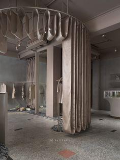 Communion – 易其設計 - New Ideas Retail Store Design, Retail Shop, Innovation, Interior Architecture, Interior Design, Showroom Design, Retail Interior, Retail Space, Shop Interiors