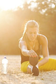What to Do:  On a tight budget? Work out without breaking the bank.  Want to stay healthy? Fit it into your work day.  Love yoga? Do it at your desk.  Feeling tired? Get a better night's sleep.  Look like a hot mess post workout? Don't sweat it.