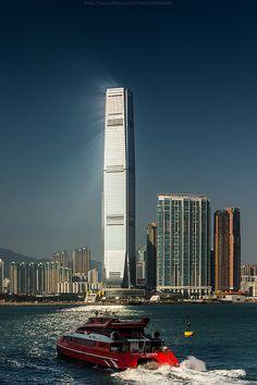 Hong Kong ICC, tallest building in HK