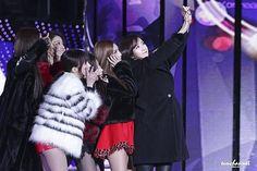 T-ara Jiyeon Rehearsal MBC Gayo Daejejeon 141231 (4)