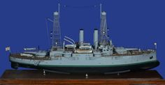 """A history of military equipment of Modern Greece (1821 - today): (1914-1931) Battleship """"Kilkis"""""""