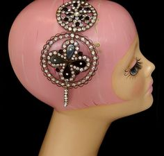 Vintage Art Deco Headband